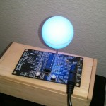 ATtiny2313 RGB LED Glow Ball Project